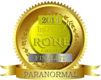 RONE award finalist paranormal