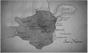 Aumelan Map 1