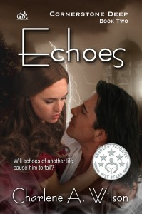 Echoes cover with award 3