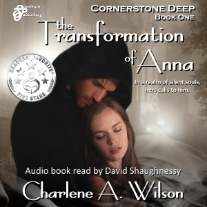 Transformation of Anna Audio Book cover
